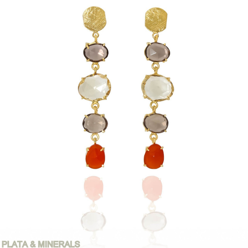 Mineral Earring